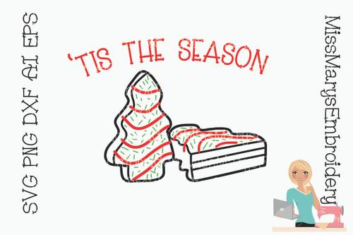 Tis the Season Christmas Tree Snacks