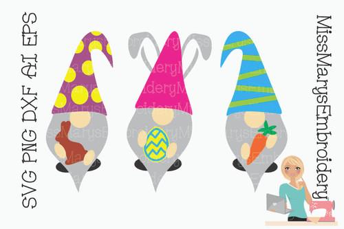 Easter Garden Gnomes