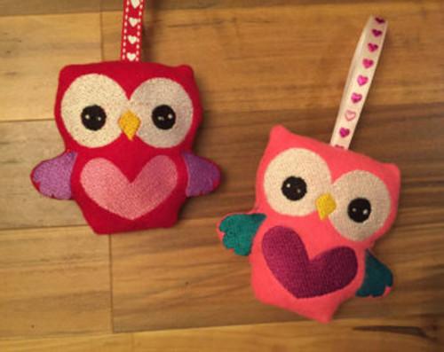 ITH Owl Stuffie