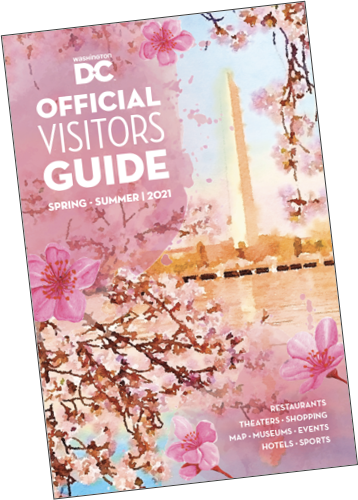 Official Visitors Guide (Spring/Summer)