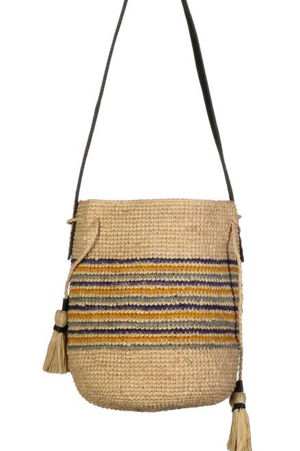 Swag Mini-Bucket Straw Bag - 50% off Original Price