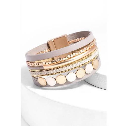 Magnetic Wrap Bracelets