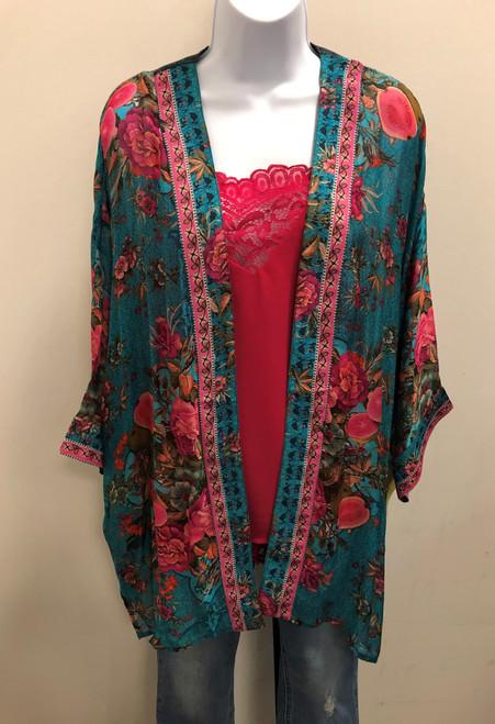 Vibrant Kimono
