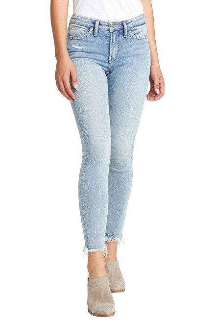 Suki Midrise Skinny Jeans