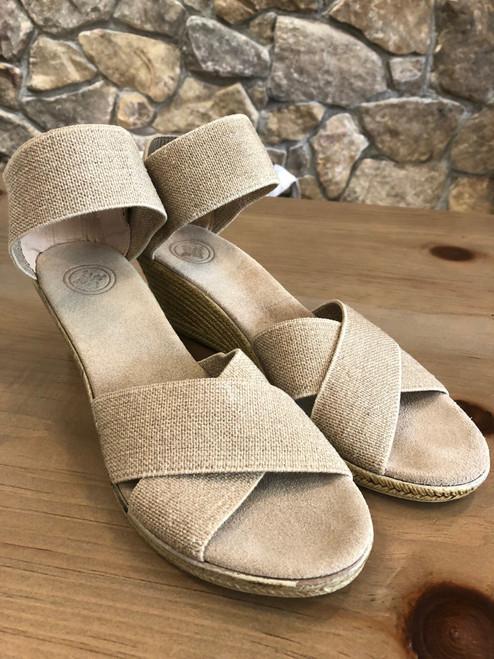 Cannon Linen Sandals