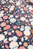 Stretch cotton sateen | Daisy pop $40/mt - $10/quarter mt