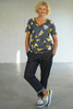 Full length view with Summer Pants