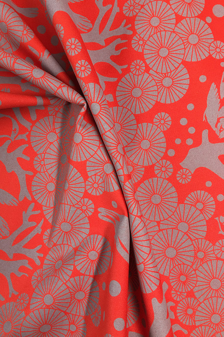 Canvas Fabric | Mikko - jaffa $48/mt