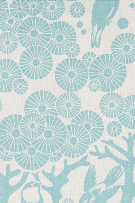 Canvas Fabric | Mikko - mist $48/mt