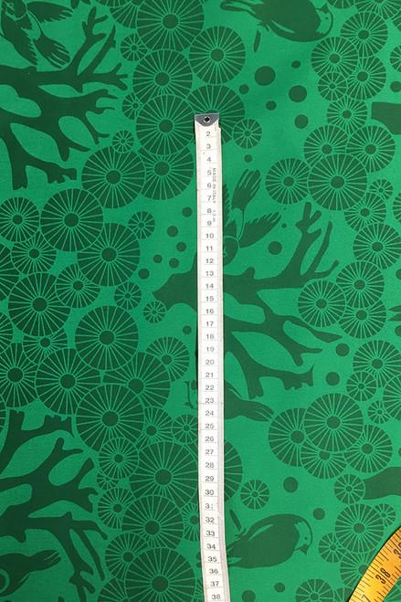 Drill Fabric | Mikko - emerald $40/mt