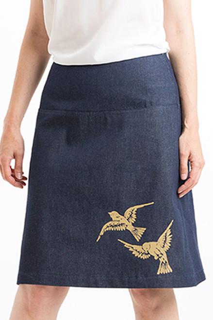 Panel skirt  - 2 Birds putty