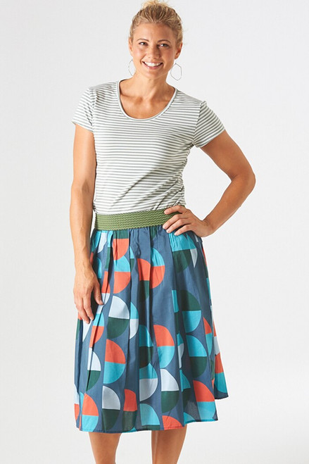 Lightweight Silk/Cotton   large semi $40/mt