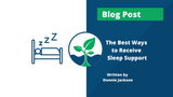 Sleep Support Through Peninsula Wellness