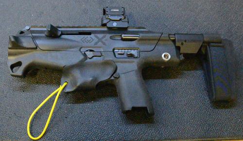 FCU X01 Kydex Trigger Cover