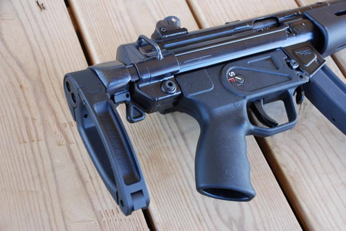 MP5 A3 Tailhook Adapter
