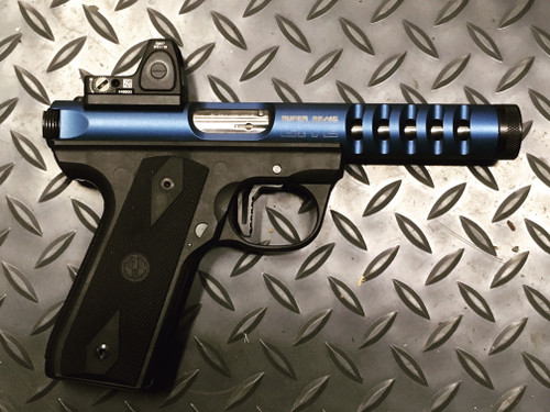 Ruger MKII/III/IV Low Profile Red Dot Mount