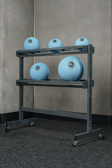 Exball Medicine Ball Rack Basic Package