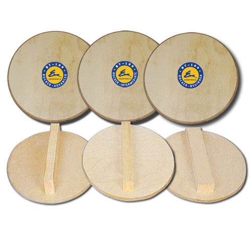 Economy Rocker Balance Board Package (Includes Beg/Int/Adv Boards)