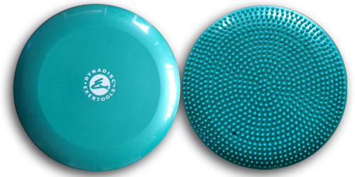 Exertools DynaDisc® Balance Cushion - Aquamarine