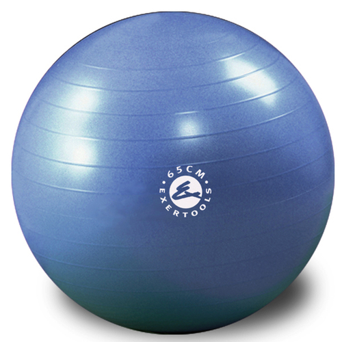 Exertools Burst Resistant Gymball 65cm -Blue