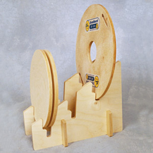 Exertools Three-Board Stand for Balance Boards
