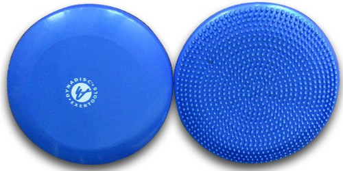Exertools DynaDisc® Balance Cushion - Royal Blue (EXDDRB)