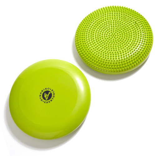 Exertools DynaDisc® Balance Cushion -Meadow Green