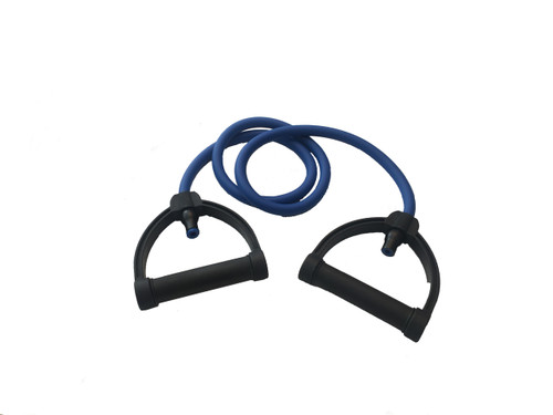 Exertools ExerTube - Tubing with Handles Heavy Resistance - Blue (EXRTH-HY)