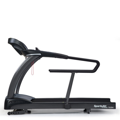 SportsArt T615 Treadmill w/Medical Handrails