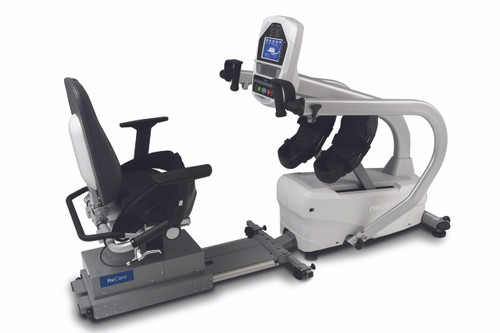 Philips ReCare Recumbent Stepper with Removeable Seat 7.5 S(PTE7500MS)