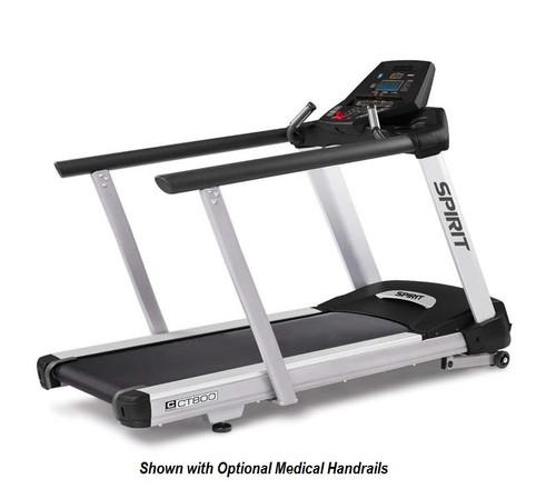 Spirit Fitness CT800 Treadmill Medical Handrail Option