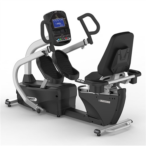 Spirit Fitness CRS800 Recumbent Stepper