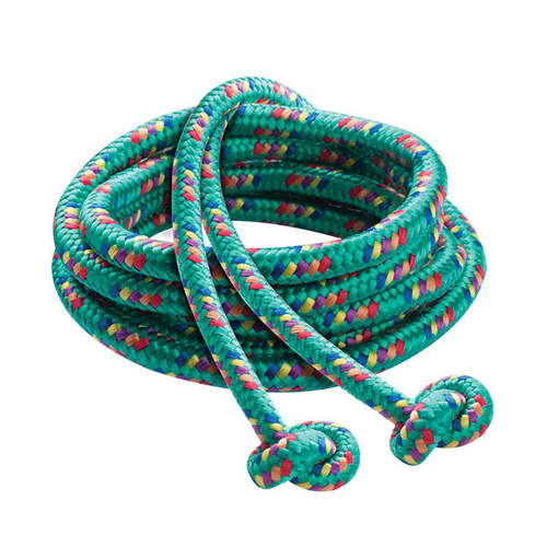 9 FT NYLON BRAIDED JUMP ROPE