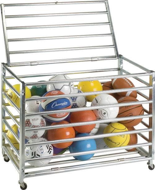 HEAVY DUTY LOCKING BALL LOCKER