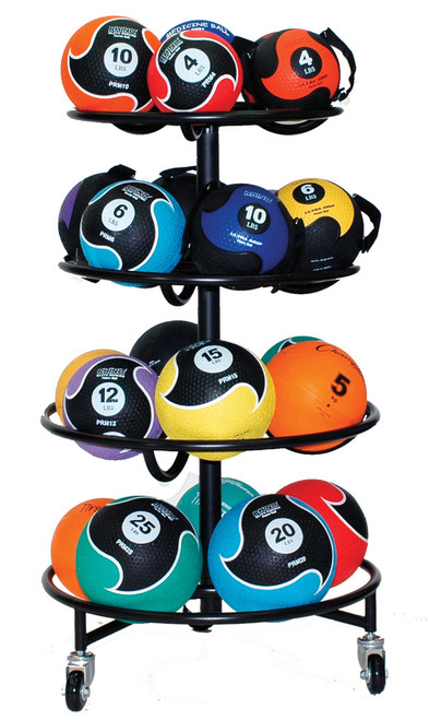 SURE FIT 22 MEDICINE BALL RACK