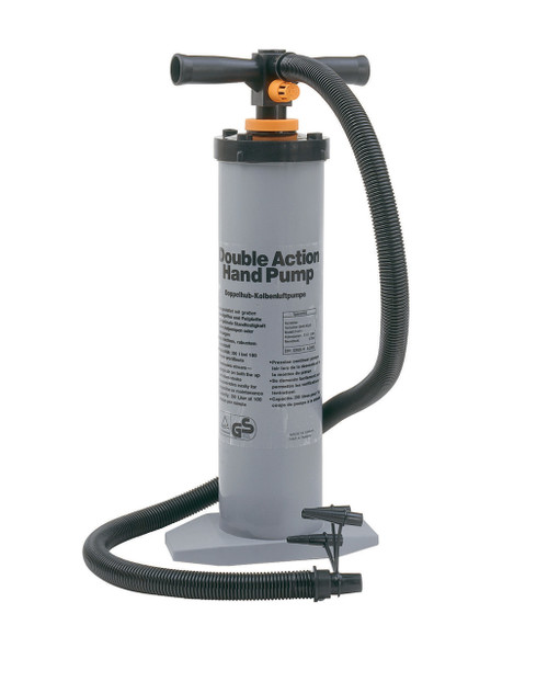 HIGH VOLUME DOUBLE ACTION AIR PUMP