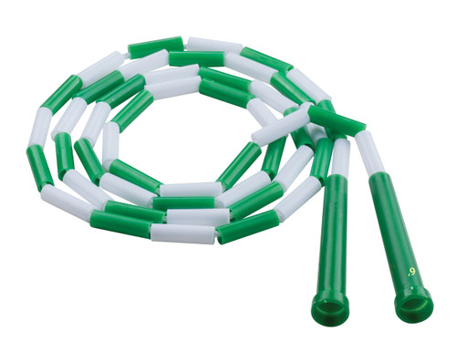 6 FT PLASTIC SEGMENTED JUMP ROPE