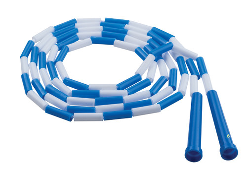 9 FT PLASTIC SEGMENTED JUMP ROPE