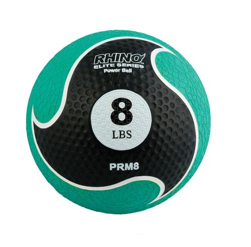 8 LB RHINO ELITE MEDICINE BALL