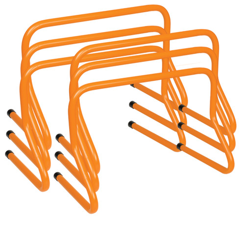 12 INCH WEIGHTED TRAINING HURDLE SET