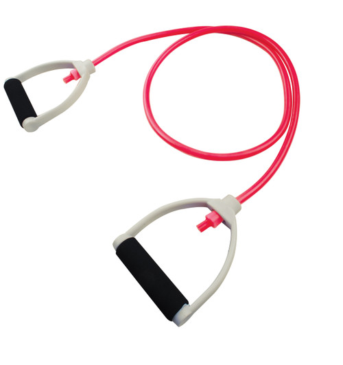 MEDIUM RESISTANCE TUBING RED