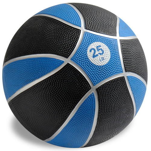 Exertools 25 pound Hard Shell Exball (TOTL25)