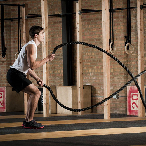 Lifeline Fitness 40' Training Rope