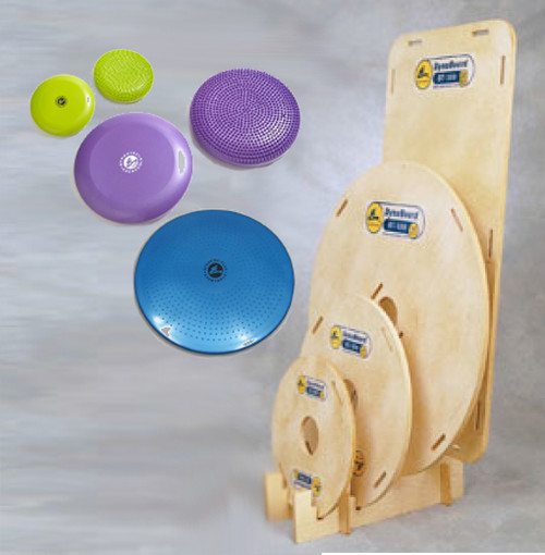 Exertools Total Dyna Disc & Dyna Board Package (EXTDBP)