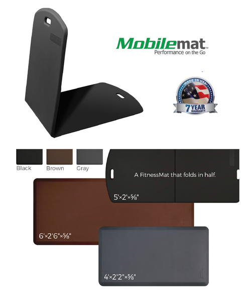 "MobileMat (5' x 2' x 5/8"")"