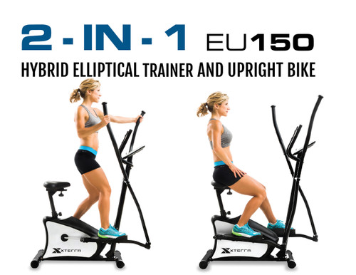 EU150 Hybrid Elliptical/Upright