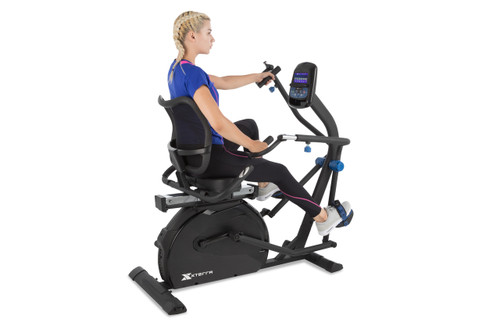 RSX1500 Recumbent Stepper
