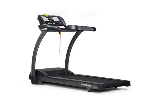 T615 FOUNDATION TREADMILL WITH ECO-GLIDE