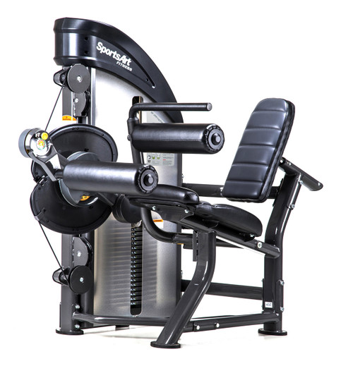 SportsArt DF-200 PERFORMANCE LEG EXTENSION/LEG CURL