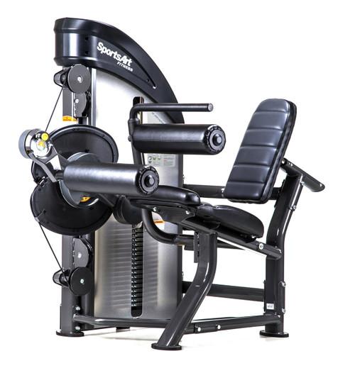 SportsArt DF-200 PERFORMANCE LEG EXTENSION/LEG CURL